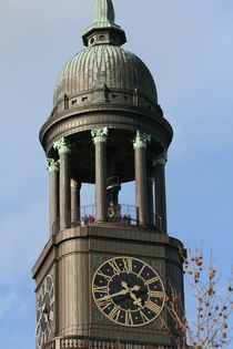 St. Michaelis Kirche Hamburg von alsterimages