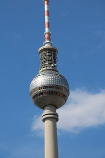 Berliner Fernsehturm by alsterimages