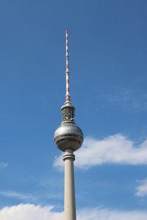 Berliner Fernsehturm von alsterimages
