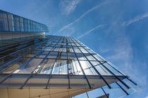 Modern Building in Stuttgart von safaribears