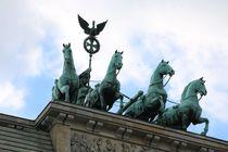 Quadriga Brandenburger Tor von alsterimages