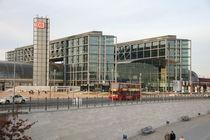 Berliner Hauptbahnhof von alsterimages
