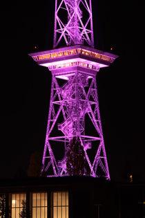 Funkturm Berlin bei Nacht von alsterimages