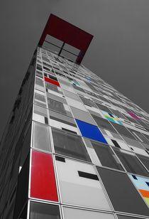 Kunst am Bau von Peter Hebgen