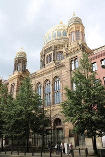 Neue Synagoge Berlin by alsterimages