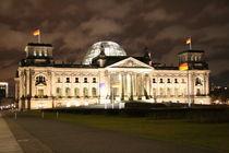 Reichstag bei Nacht von alsterimages