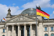 Reichstag Berlin Portal by alsterimages