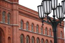 Rotes Rathaus Berlin von alsterimages