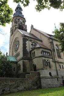 Agneskirche Altenburg von alsterimages