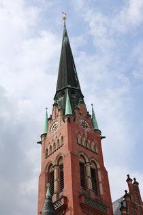 Brüderkirche Altenburg Turm von alsterimages