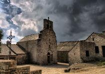 OLD CHURCH von Peter Bundrück