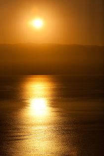 Sonnenaufgang über Kalabrien by Krystian Krawczyk