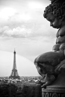 Paris Tour Eiffel by Camilo Rojas
