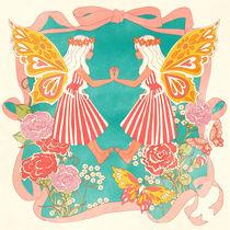 Butterfly girls von Mari Katogi