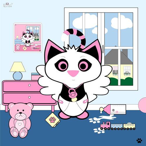 Kitten bilder 2010 - 01