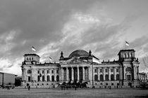 Reichstag in Novemberstimmung