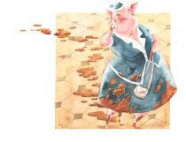 Schweinchen von Anna Eliza Lukasik-Fisch