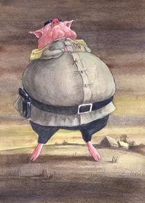 Superschwein von Anna Eliza Lukasik-Fisch