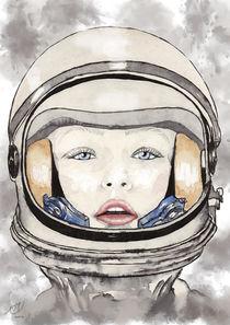 Nineteen-sixty-nine Apollo 11 by Layla Oz