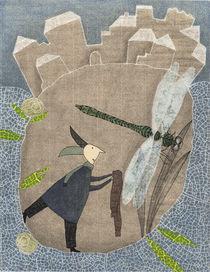 Wendelin und die Libelle von Judith  Clay