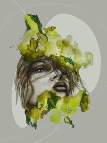 Zoe Green by #carographic, Carolyn Mielke von carographic