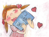 Ein Gruß von Herzen von Evi Gasser