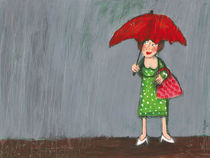 So ein Regenwetter by Evi Gasser