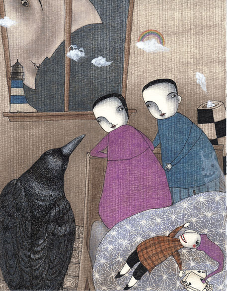 Autumn wind journey 12