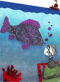 Erzähl mir von dir, Fisch von Judith  Clay