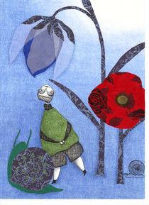 Erzähl mir von dir, Schnecke by Judith  Clay