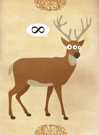Sophisticated-mutant-deer