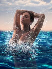Making a splash von Andrew White