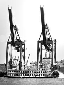Harbour Boat Trip von Julian Berengar Sölter