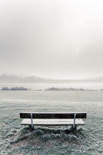 Winterlandschaft III von Thomas Schaefer