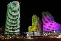 Potsdamer Platz - Festival Of Lights 2010 von Christian Behring