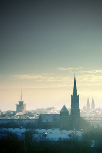 Bremen im Winter II by Thomas Schaefer
