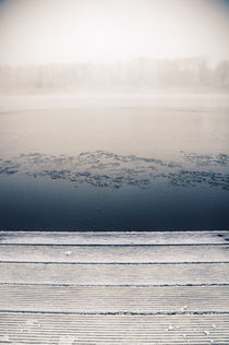 Wintersee III by Thomas Schaefer