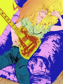 Rocker Chick von Robert Scholten
