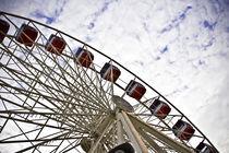 Cardiff Ferris Wheel by Ioana Epure