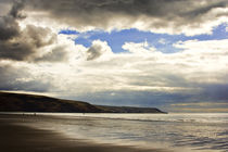 Barmouth Beach (3) by Ioana Epure