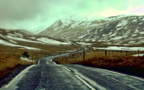 Glenshee Mountains by Ioana Epure