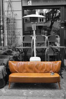 Das Sofa von Christian Behring