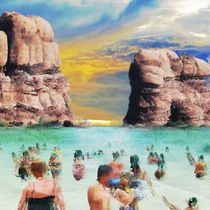 Bathers by Brad Scromeda