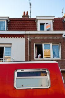 Dame am Fenster von Eric Pawlitzky