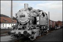 Dampflok Baureihe 80 Fotografieranstrich  by Andre Pizaro