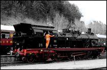 Dampflok Baureihe 78 von Andre Pizaro