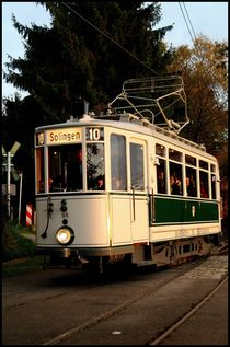 Historischer Strassenbahntriebwagen - Part II by Andre Pizaro