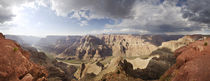 Guano Point, Grand Canyon, Arizona, US. by Tom Hanslien