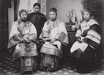 Chinese Women by William Saunders