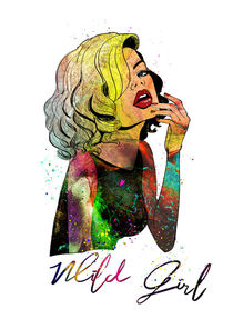 Wild Girl 03 by Miki de Goodaboom